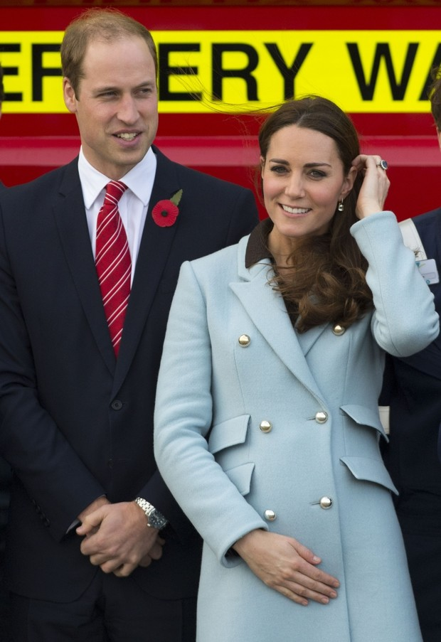 Герцогиня Кэтрин: фото 2014