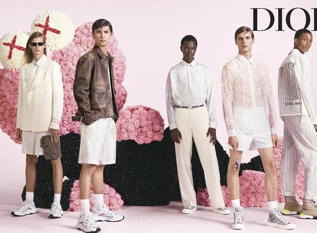 Датский принц Николай в новой рекламной кампании Dior Homme (фото 0)