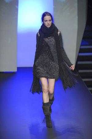 Показ CNC Costume National коллекции сезона Осень-зима 2010-2011 года prêt-à-porter - www.elle.ru - Подиум - фото 151207