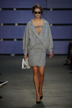 Показы мод Proenza Schouler Весна-лето 2011 | Подиум на ELLE - Подиум - фото 2633