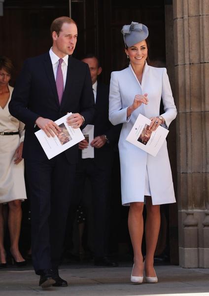Итоги года 2014: лучшие фото Кейт Миддлтон и принца Уильяма | галерея [1] фото [4]