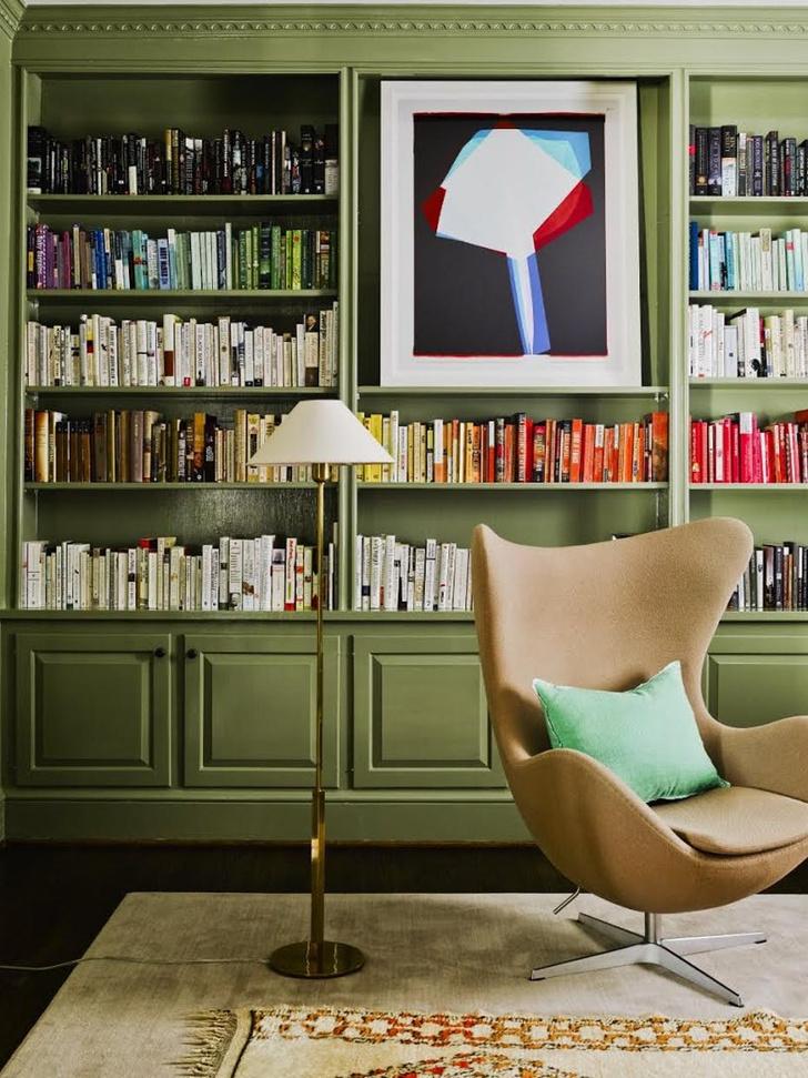 Как обустроить домашнюю библиотеку: 16 советов (фото 0)