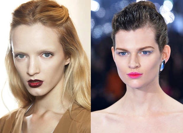 Gucci осень-зима 2012/13, Dior осень-зима 2013/14