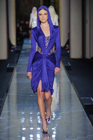 Atelier Versace | Подиум на ELLE - Подиум - фото 3755