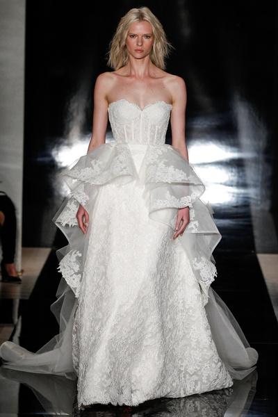 Лучшие коллекции Недели свадебной моды | галерея [8] фото [2]