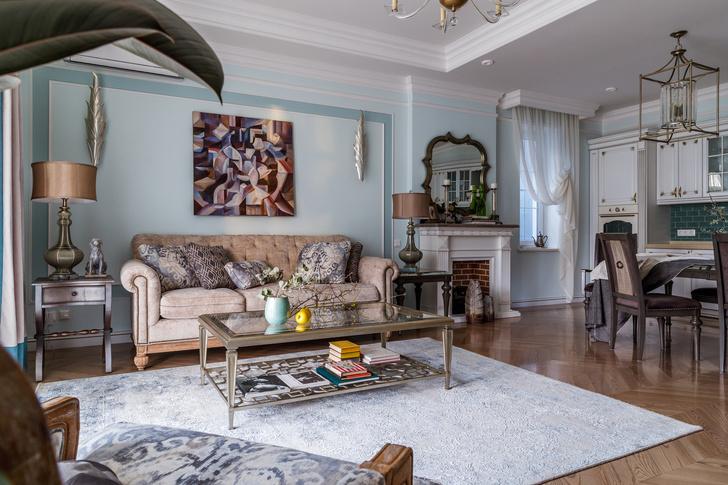 Дом в Анапе 237 м: проект Натальи Шаповаловой (фото 3)