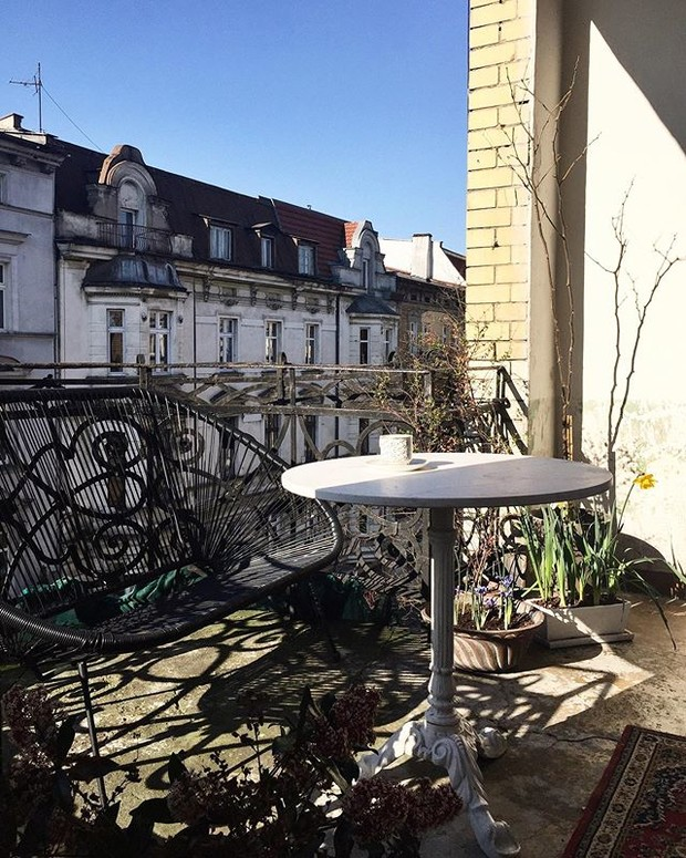 Атмосферная квартира в старом доме в Познани (фото 24)