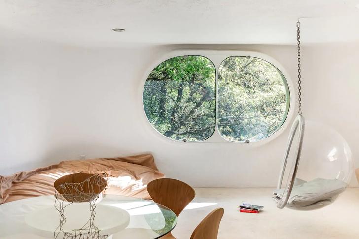 «Гнездо Кетцалькоатля» можно снять через Airbnb (фото 10)