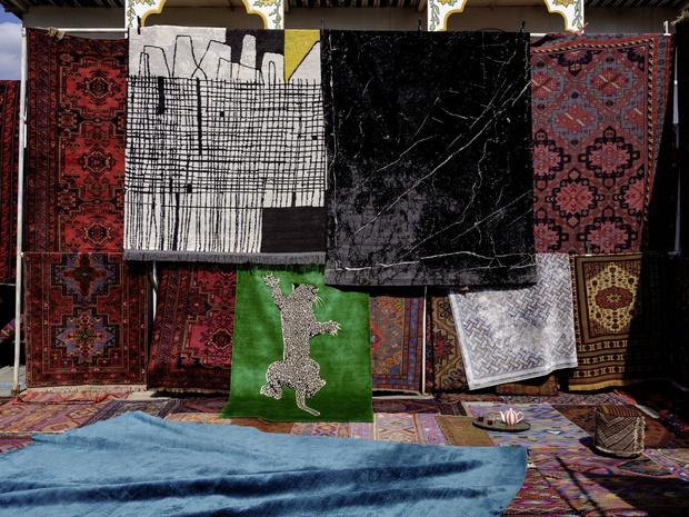 Сказка странствий: самые модные ковры сезона (фото 0)