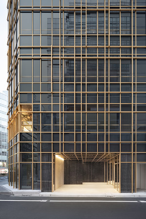 Nendo + Ikawaya Architects: офисное здание в Токио (фото 2.2)