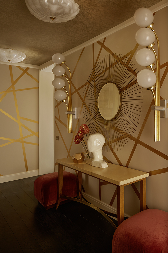 Интерьер в стиле модернизм: проект Ольги Мальевой (фото 10)