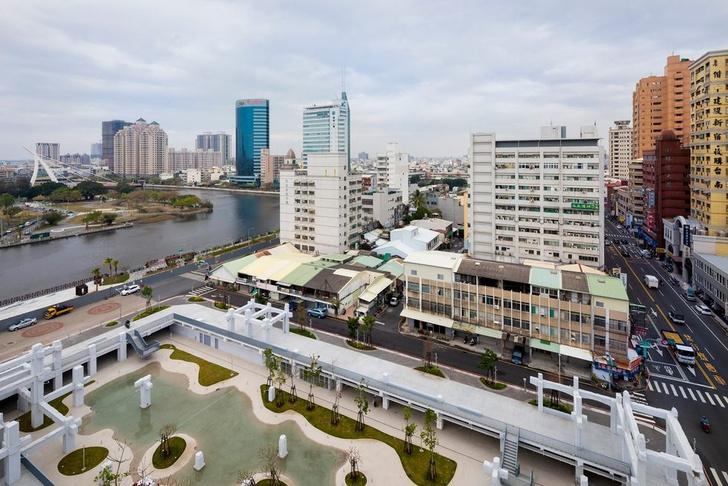 Городской бассейн на месте бывшего долгостроя в Тайнане (фото 2)