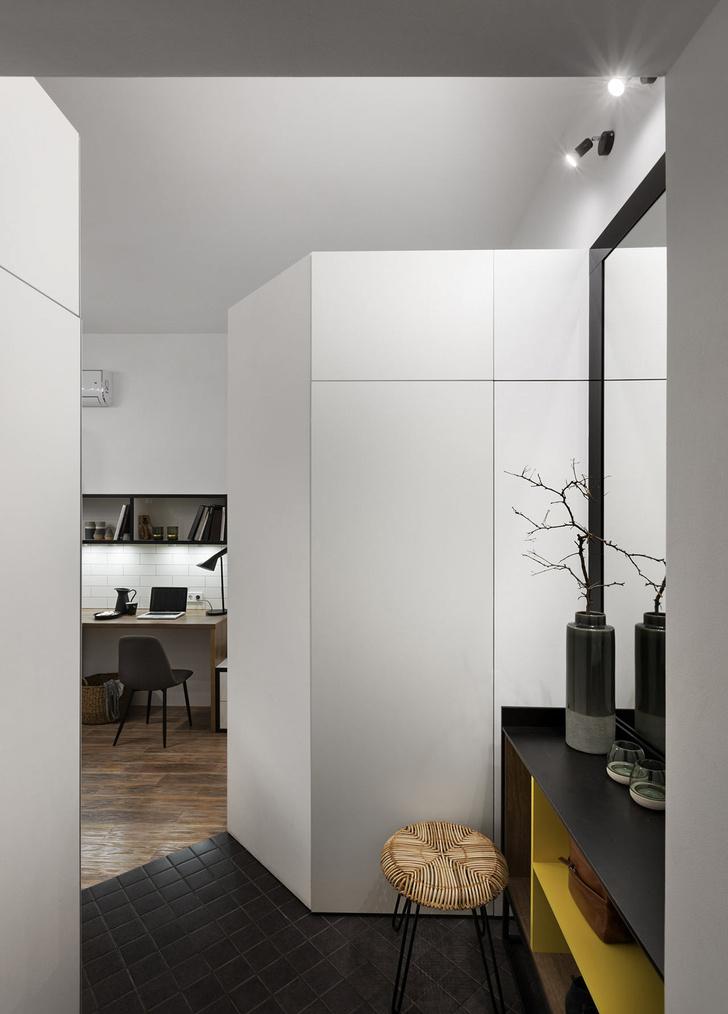Квартира 18 м² (фото 7)