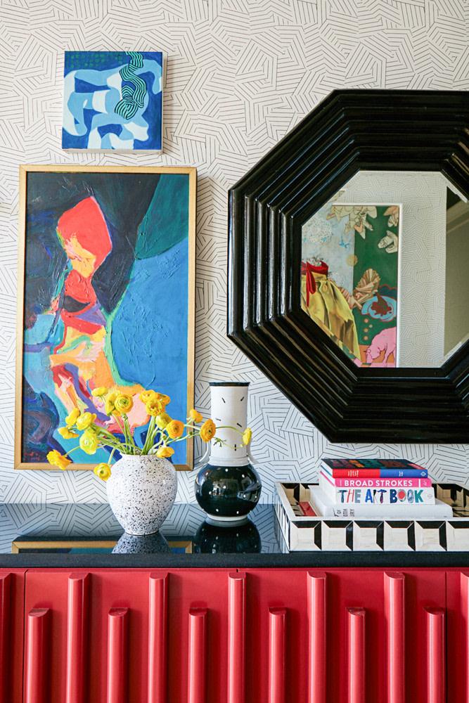 Яркий дом художницы в Джорджии (фото 5)