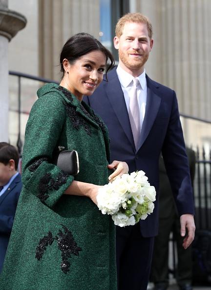 Быт и романтика: как принц Гарри и Меган Маркл прожили год после свадьбы? (фото 7)
