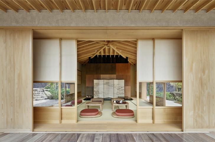 На одном дыхании: дом в японском стиле (фото 2)