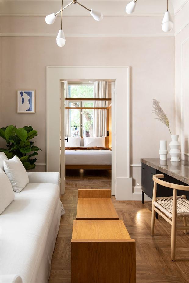 Уютный бутик-отель Monsieur Didot в Афинах (фото 6)