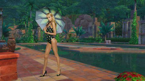 Что носят персонажи игры Sims, а теперь и мы? (фото 3)