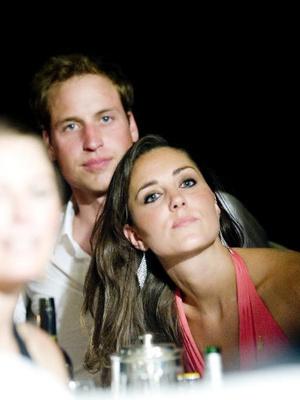 Как все начиналось: как выглядели Кейт и Уильям до брака (фото 8)