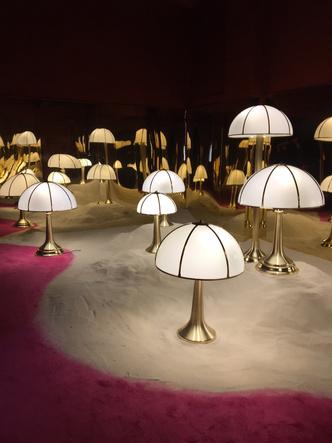 Песчаные дюны и культовый дизайн 1970-х  в Dimore Gallery (фото 4)