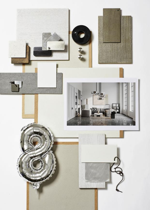 Готовый проект: гостиная 20 м² для любителя искусства (фото 16)