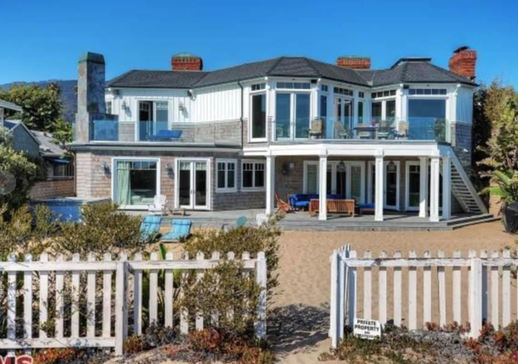 REESE WITHERSPOON'S GORGEOUS BIG LITTLE LIESMANSION IN MALIBU IS AVAILABLE TO RENT (фото 0)
