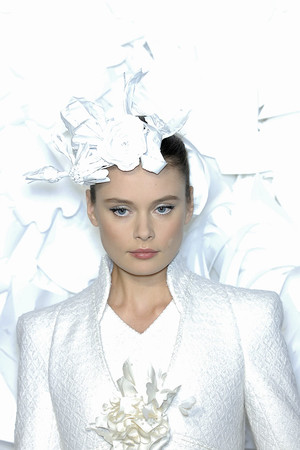 Показ  коллекции сезона Весна-лето 2009 года Haute couture - www.elle.ru - Подиум - фото 86307