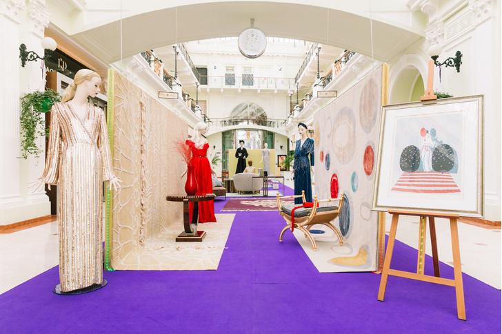 BoscoCasa & Tapis Rouge: коллекция ковров ручной работы (фото 0)