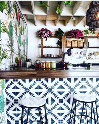 Тропическое кафе в Калифорнии (фото 4.1)