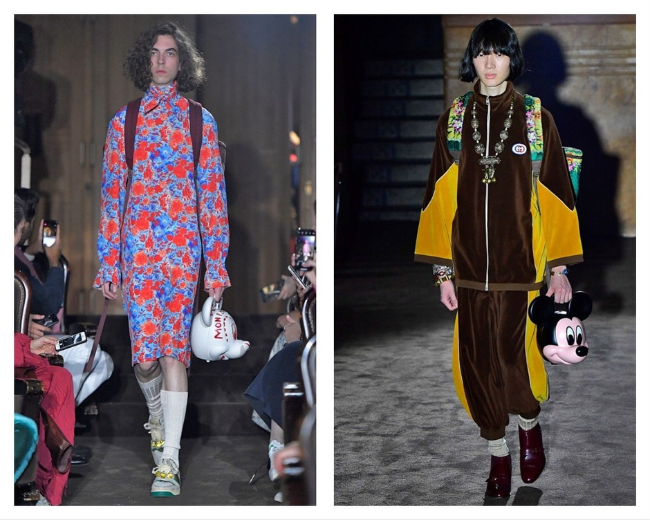 Модные тренды в стиле злодеек Диснея