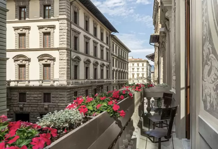 Бутик-отель в старинном палаццо во Флоренции (фото 16)