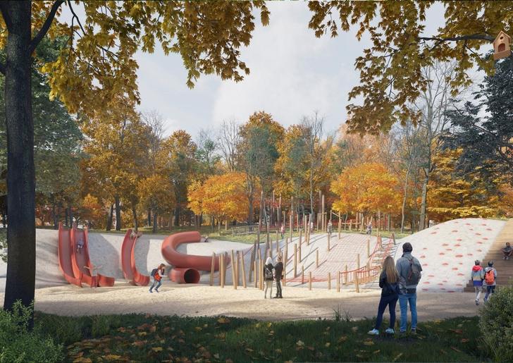 «Парк Яуза» соединит Москву и Московскую область (фото 9)