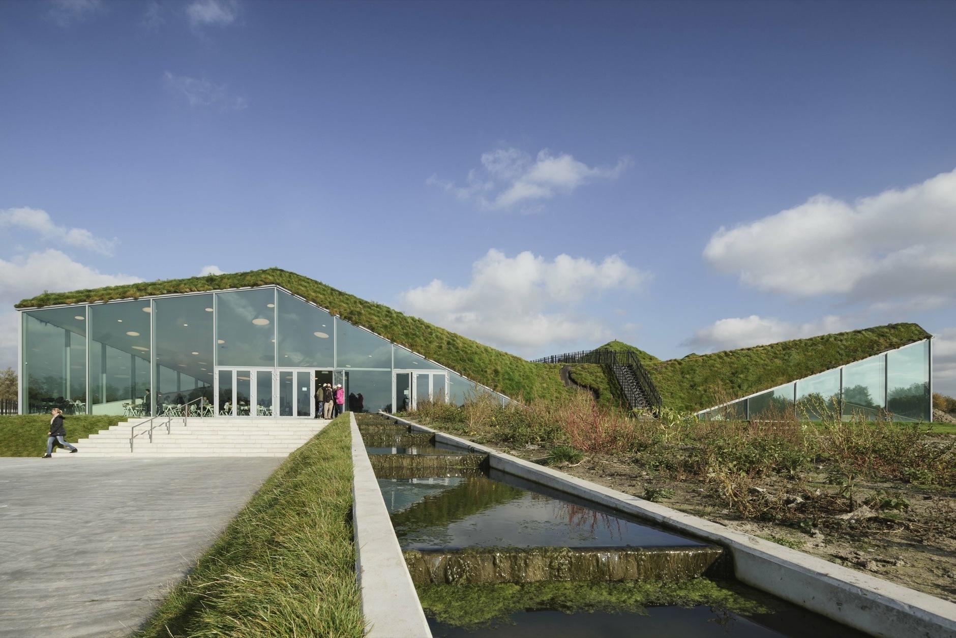 Пятый фасад: зеленые крыши (галерея 7, фото 1)