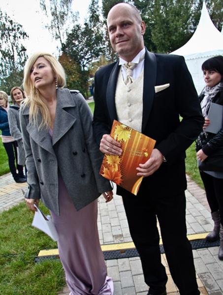 Татьяна Арно и Алексей Кортнев