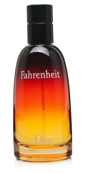 Мужской аромат Fahrenheit от Dior
