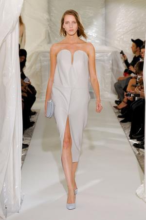 Показы мод Maison Martin Margiela Весна-лето 2013 | Подиум на ELLE - Подиум - фото 1030