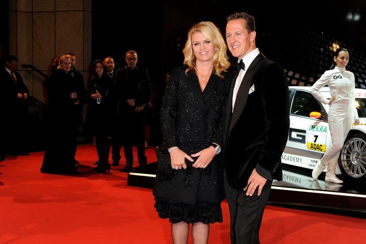 Жена Михаэля Шумахера продает имущество мужа