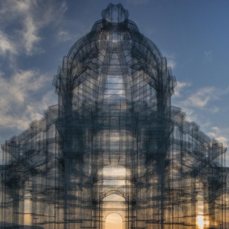 Эдоардо Тресольди: призрачная архитектура (фото 15)