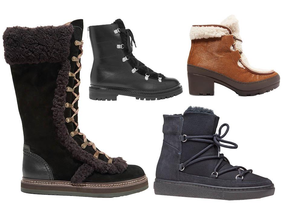 46573006c Как выбрать зимнюю обувь?   Практика на www.elle.ru