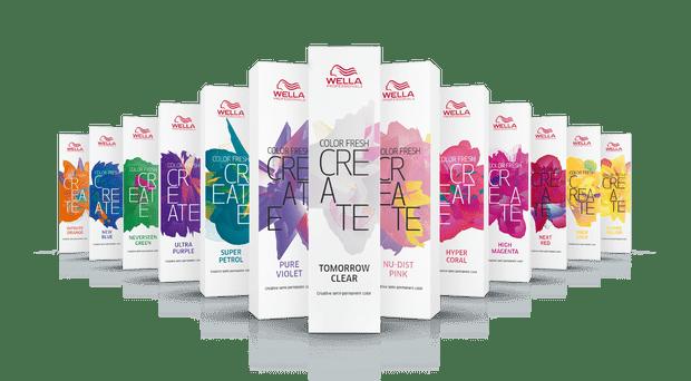 Wella Professionals представили инновационный краситель Color Fresh CREATE (фото 4)