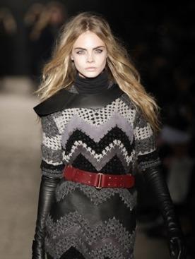 Фото с показа коллекции Rag & Bone осень-зима 2012-2013 на Неделе моды в Нью-Йорке