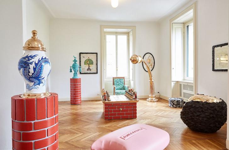 Новый дом Studio Job в Милане (фото 2)