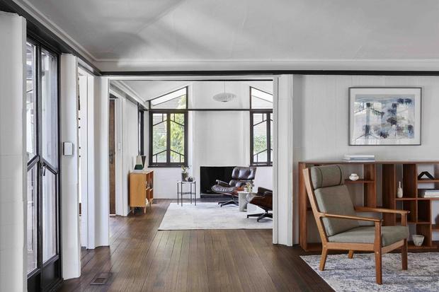 Сборный дом по проекту Уолтера Берли Гриффина в Мельбурне (фото 12)