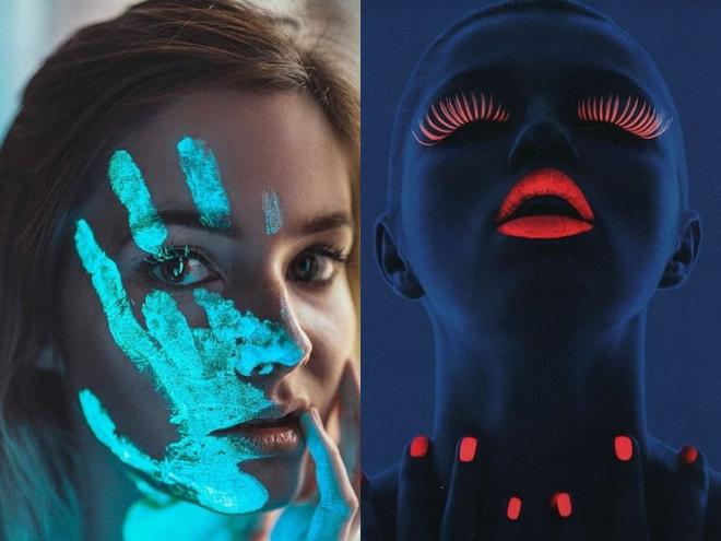 20 идей макияжа на Хэллоуин (фото 15)