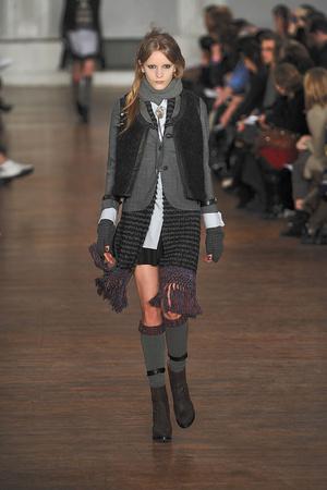 Показы мод Rag & Bone Осень-зима 2010-2011 | Подиум на ELLE - Подиум - фото 2864