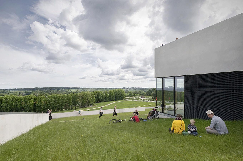 Пятый фасад: зеленые крыши (галерея 19, фото 1)
