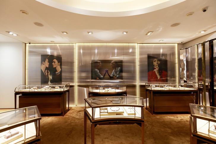 Pop-up инсталляция Cartier в Санкт-Петербурге (фото 2)