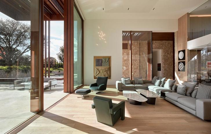 Чистый дзен: проект архитектора Рамона Эстеве в Мадриде (фото 8)