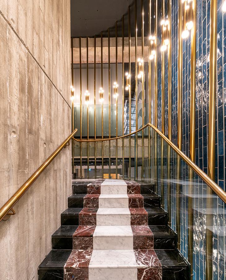 Бутик-головоломка Flannels в Лондоне (фото 1)