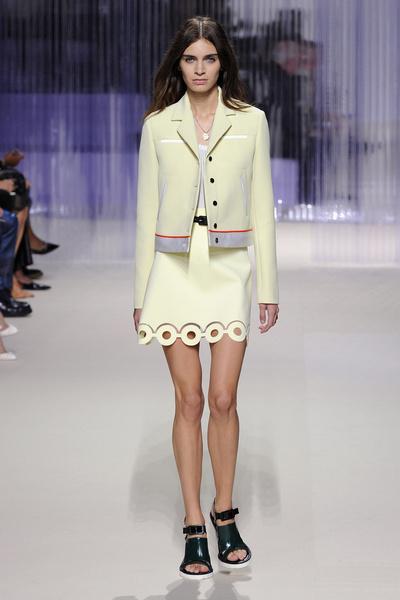 Неделя моды в Париже: день третий | галерея [1] фото [2]